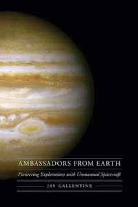 Book cover: Ambassadors from Earth