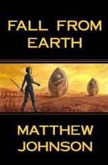 Book cover: Fall from Earth