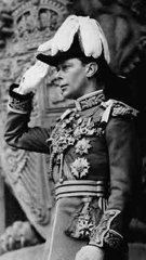 King George VI in Canada