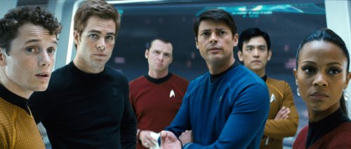Star Trek movie still